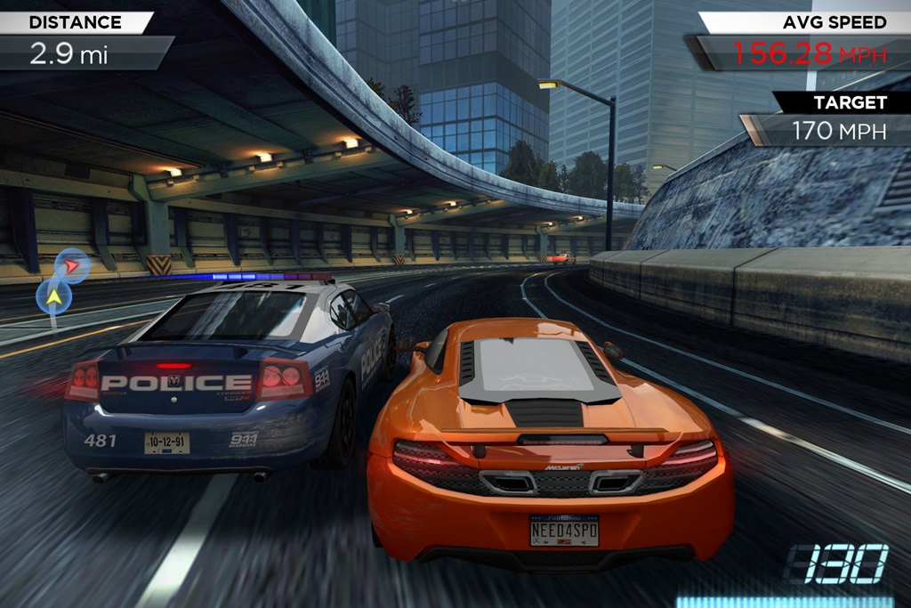 Need For Speed Rivals - Les courses sont toujours aussi tendues