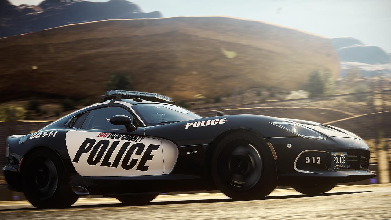 Need For Speed Rivals - Les poursuites avec la police promettent de grands moments dejeu!