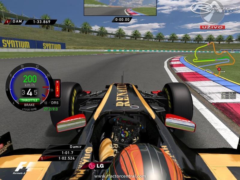 Le plugin Tv Style en F1