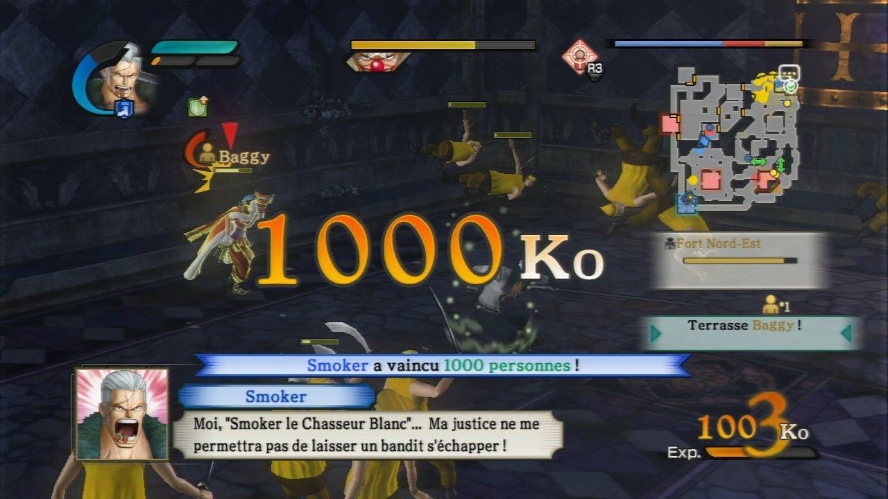 1000 ko ? Plutôt courant dans One PIece