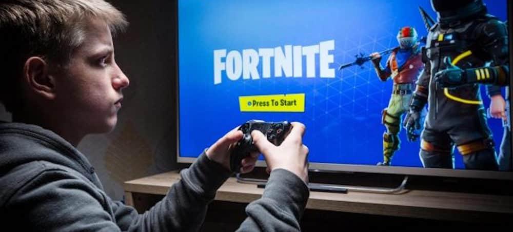 Fortnite - Addiction chez les jeunes