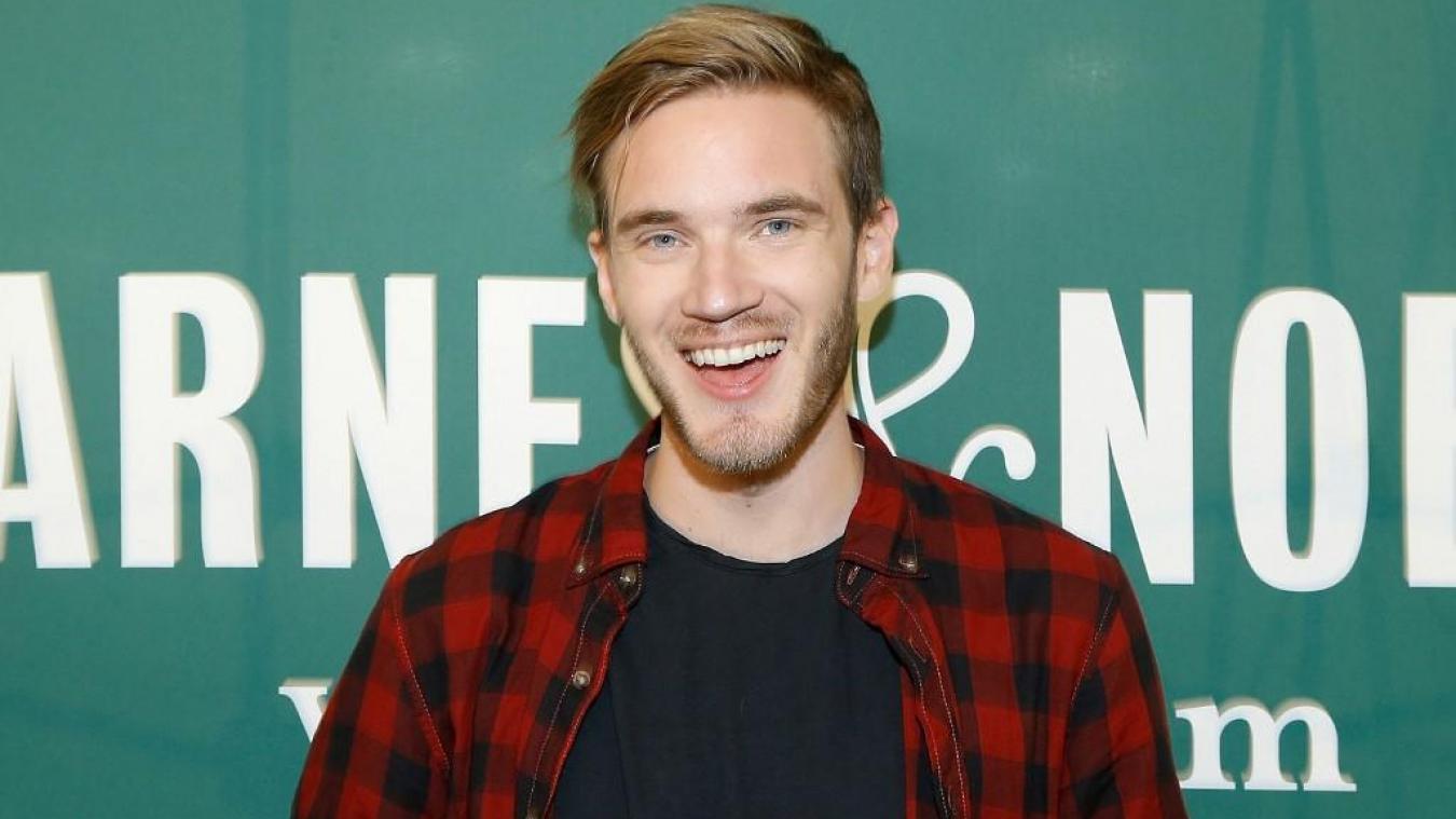 PewDiePie est un des plus gros Youtubeurs au monde
