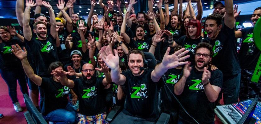 Le caritatif gaming consiste a récupérer des dons via des marathons gaming