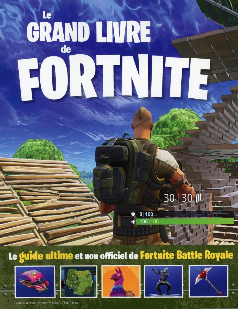 Grand livre Fornite